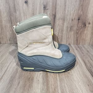 Columbia Warm Waterproof Boots